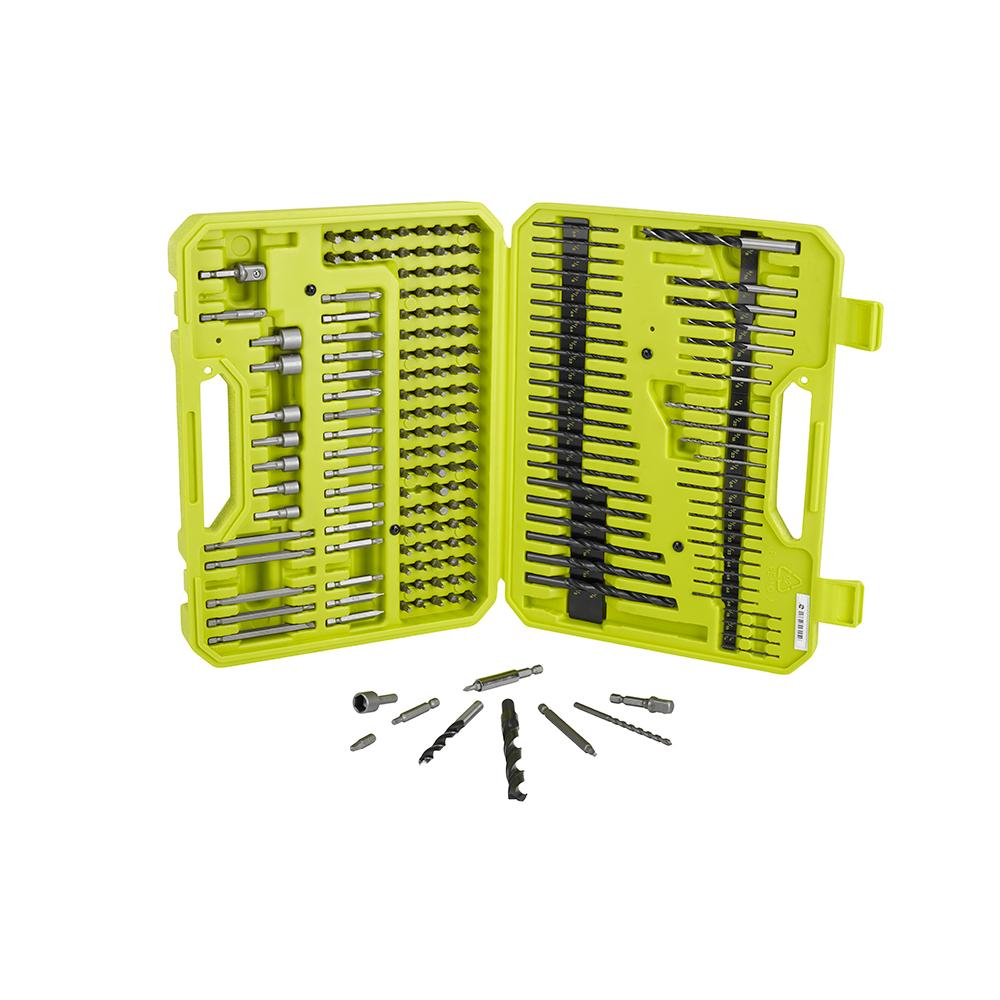 RYOBI 195 Piece Drilling and Driving Bit Set