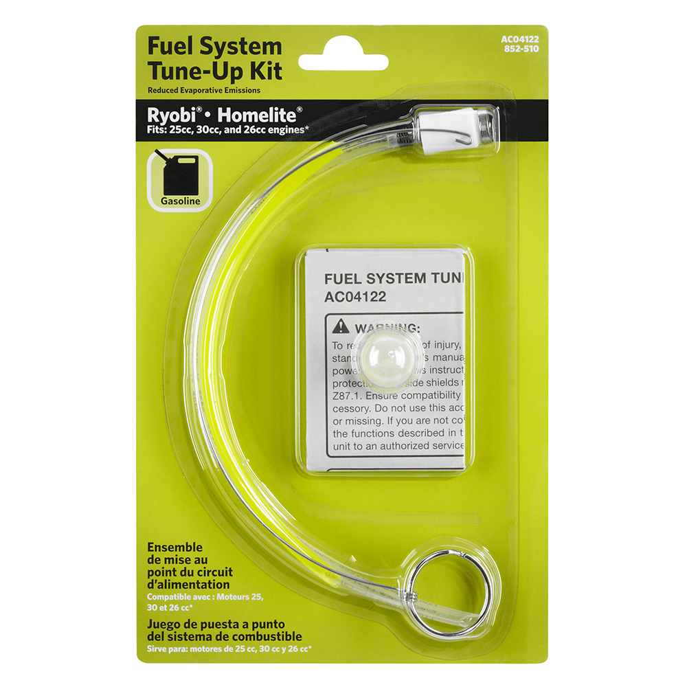 RYOBI Fuel Line and Primer Bulb Tune-Up Kit