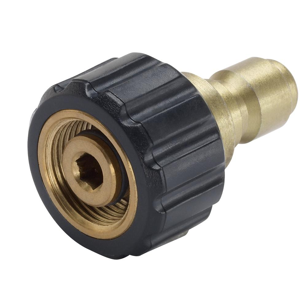 POWER CARE 3/8 In. Female M22 Quick Connect Connector