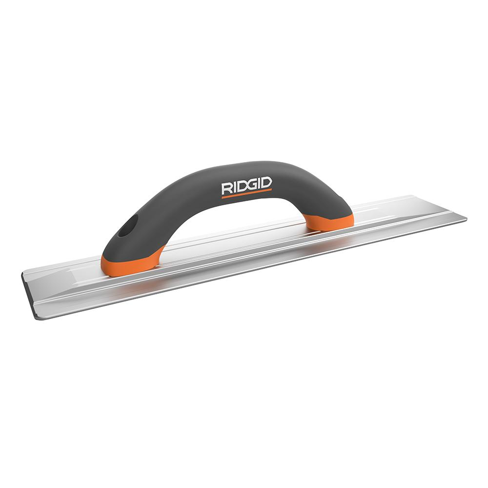 RIDGID 16 In. X 3-1//8 In. Magnesium Float