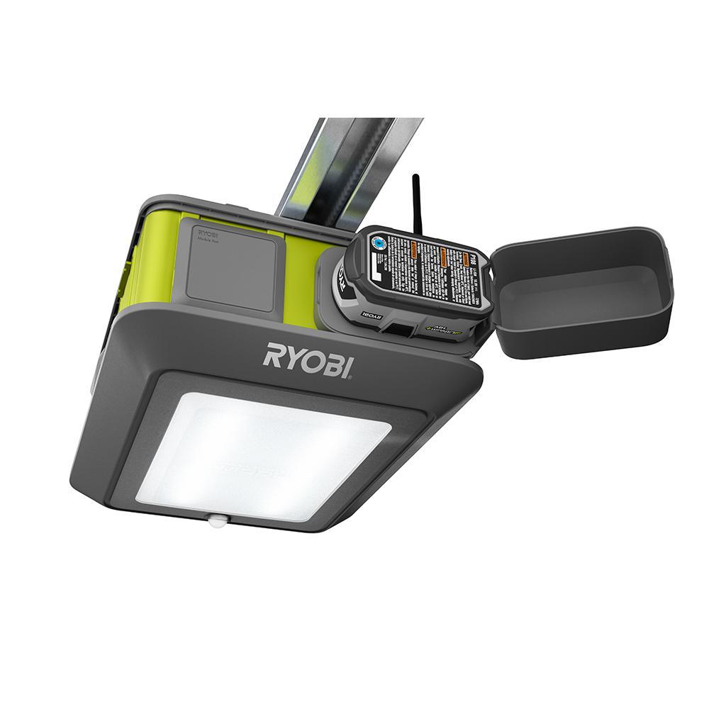 Ryobi 2 Hp Garage Door Opener Kit