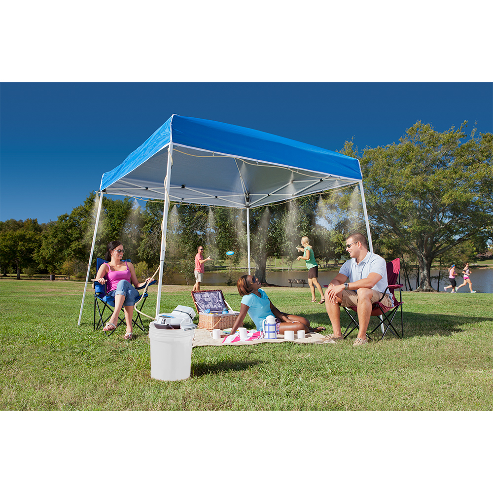 ARCTIC COVE 1/2 In. X 12 Ft. Misting Cooling System