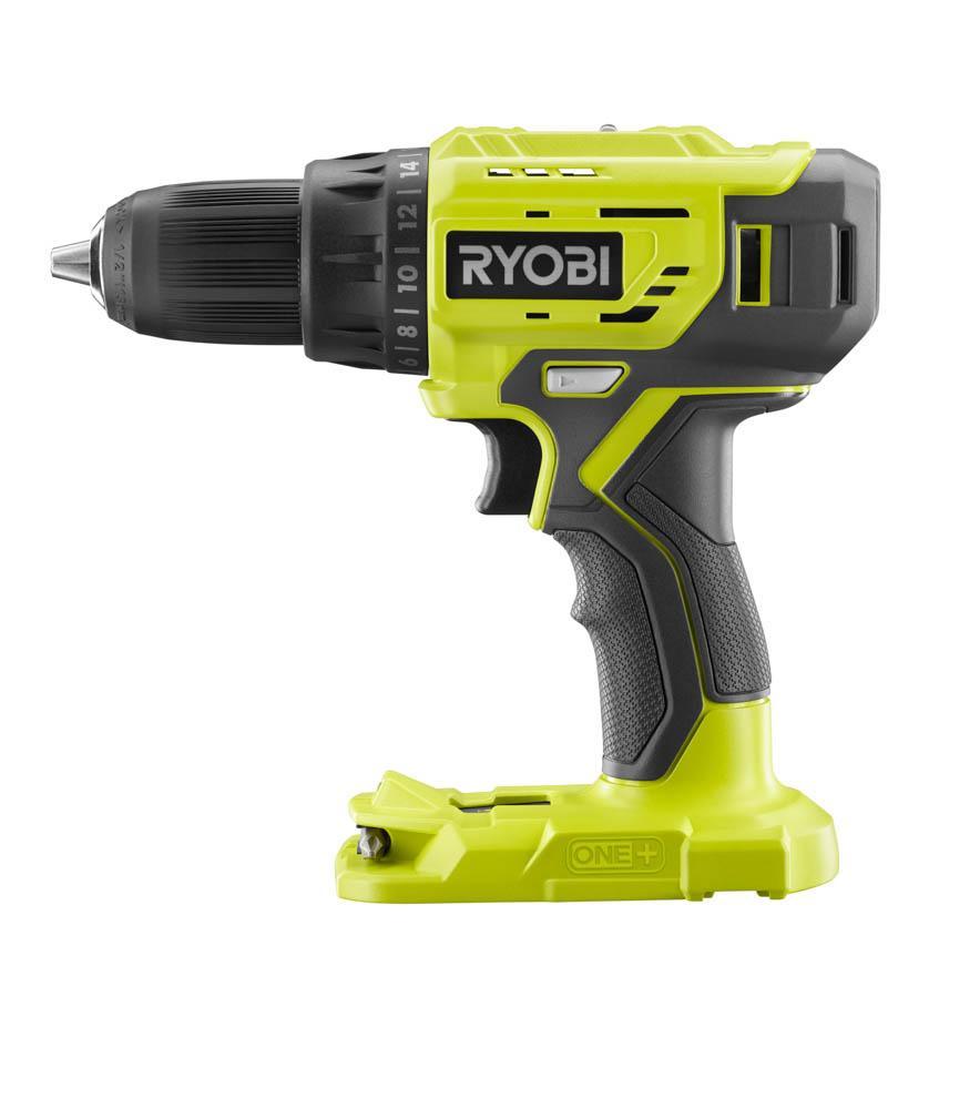 RYOBI 18 Volt ONE+ Lithium-Ion Cordless 2 Tool Combo Kit
