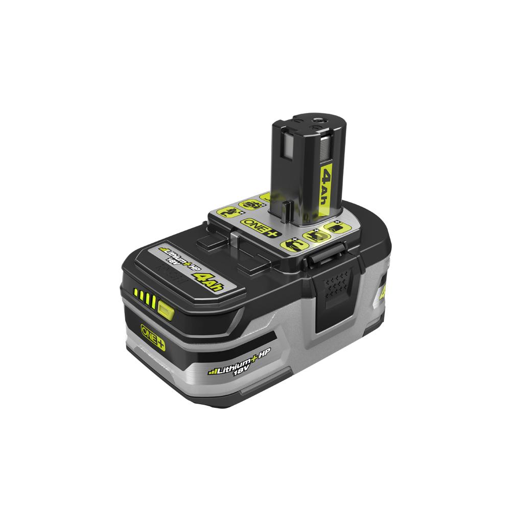 RYOBI ONE+ Lithium+ HP 4.0 Ah High Capacity Battery Pack