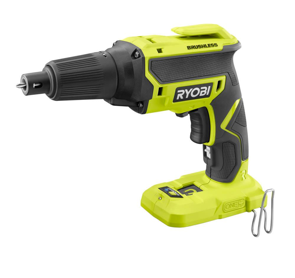 RYOBI ONE+ 18 Volt Brushless Drywall Screwgun