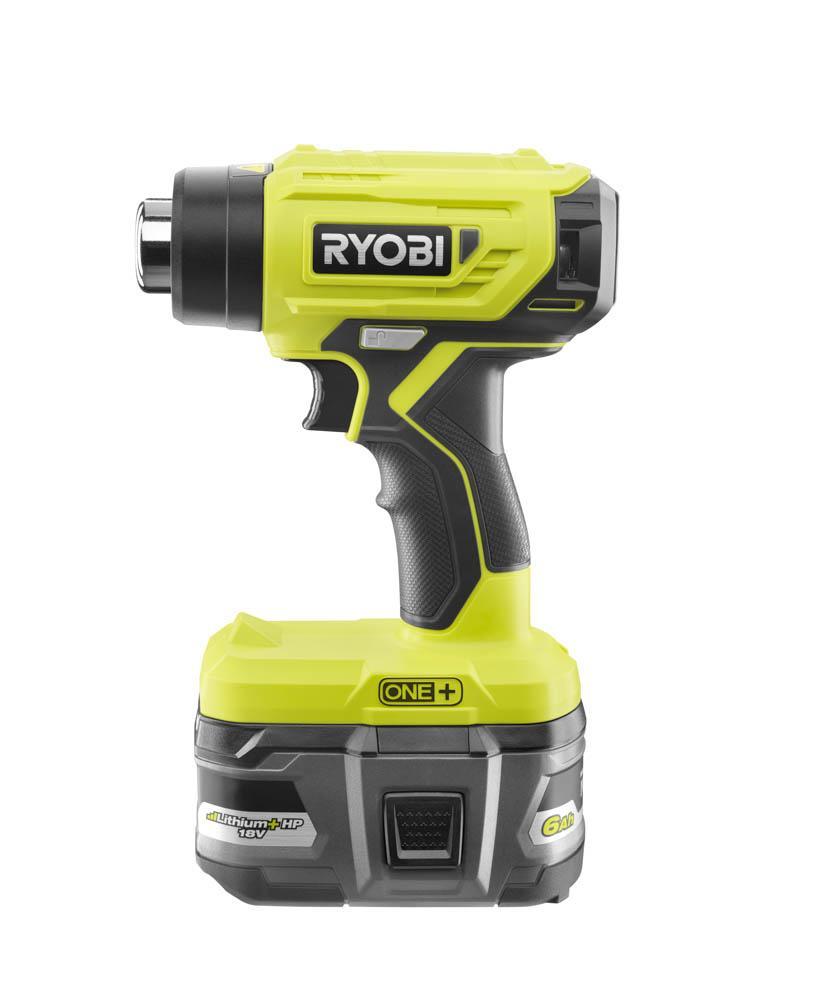 RYOBI ONE+ 18 Volt Heat Gun