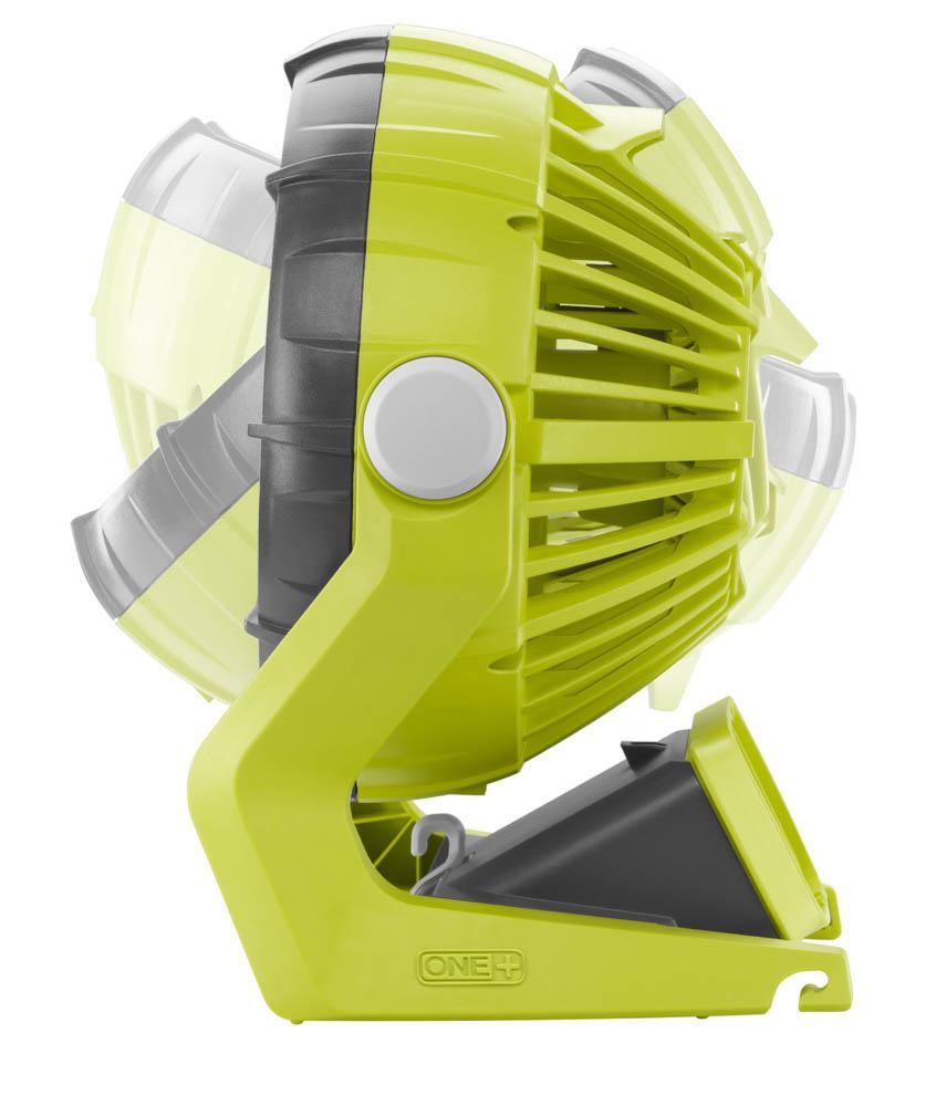 RYOBI ONE+ 18 Volt Hybrid Portable Fan