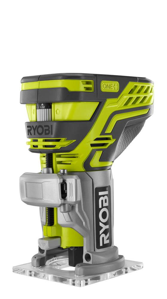 RYOBI ONE+ 18 Volt Fixed Base Trim Router