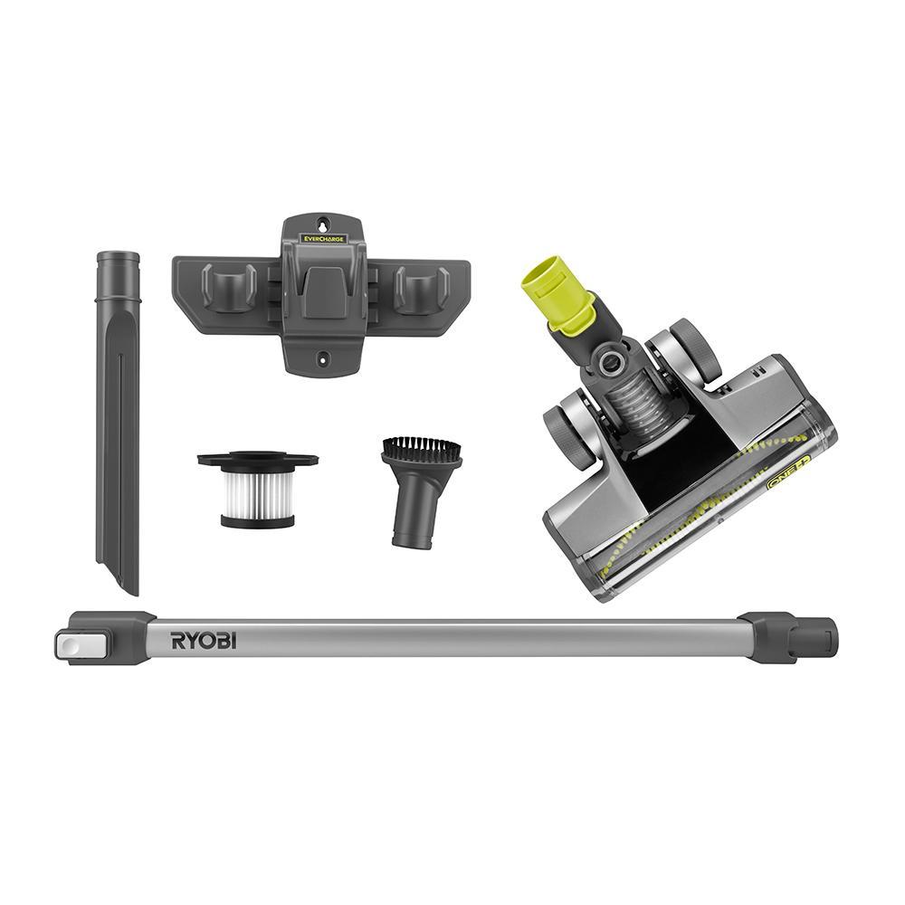 RYOBI ONE+ 18 Volt Lithium Ion Stick Vacuum Cleaner