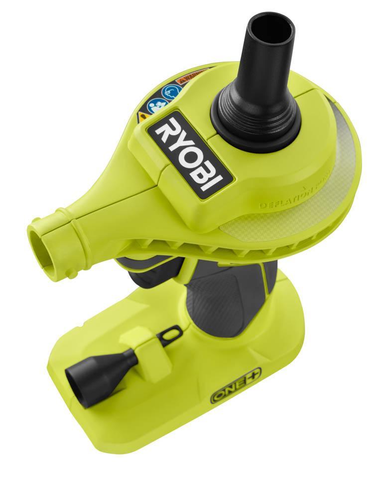 RYOBI ONE+ 18 Volt High Power Volume Inflator