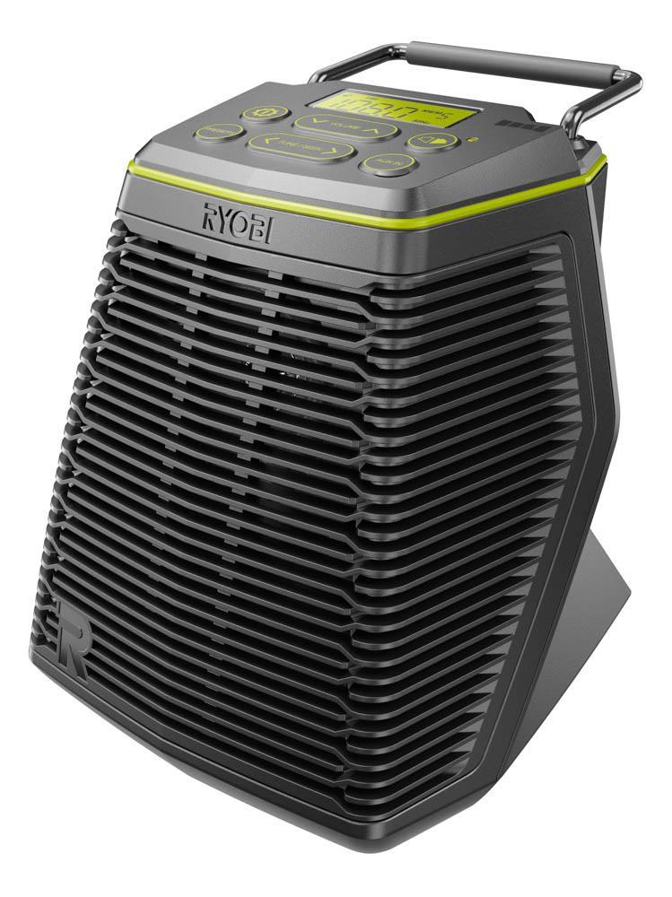 RYOBI ONE+ 18 Volt Hybrid Score Wireless Speaker Set with SKAA Technology