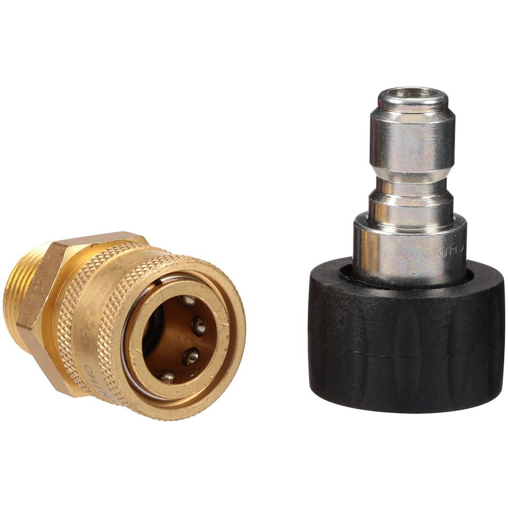 POWERFIT Quick Connect High Pressure Hose Conversion Kit