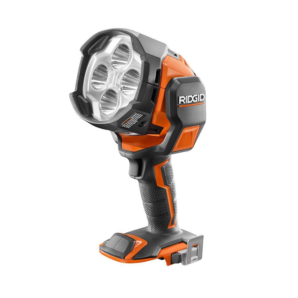 RIDGID GEN5X 18 Volt Hybrid Light Cannon