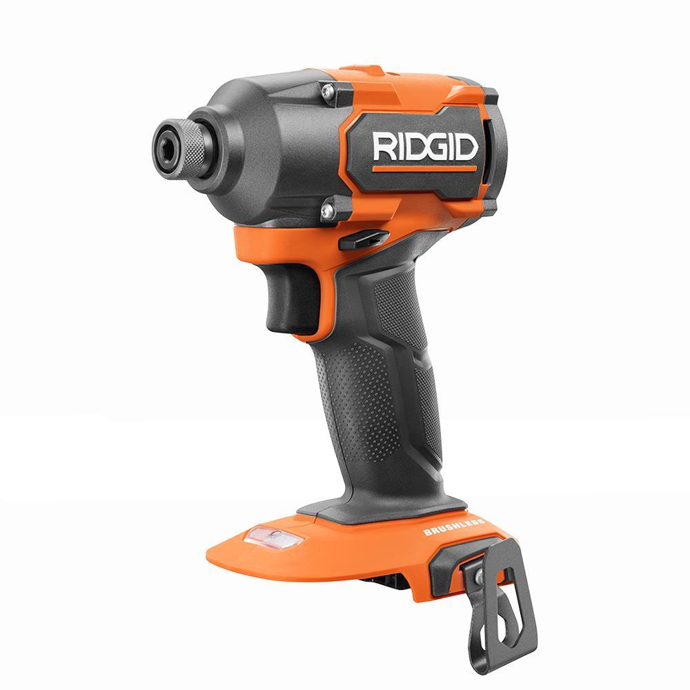 RIDGID 18 Volt 4 Tool Combo Kit