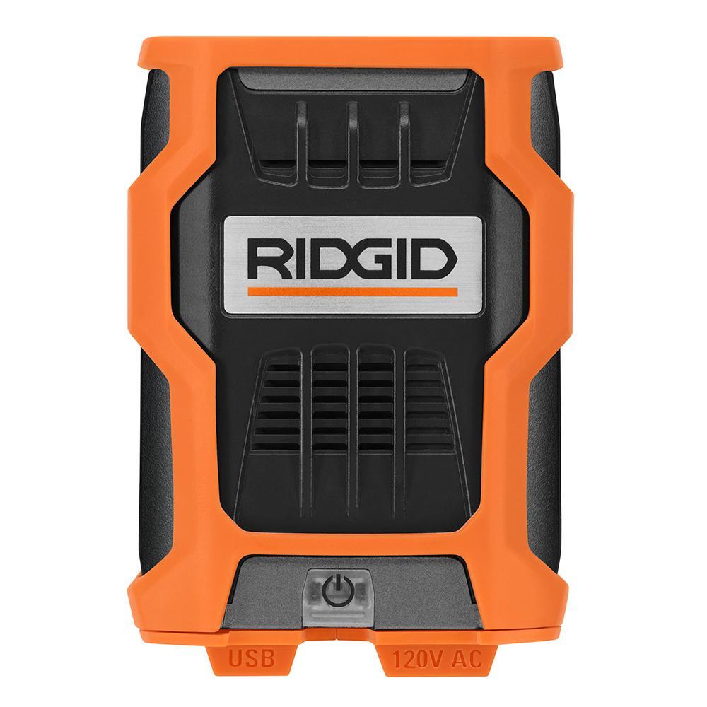 RIDGID 100-Watt Power Inverter