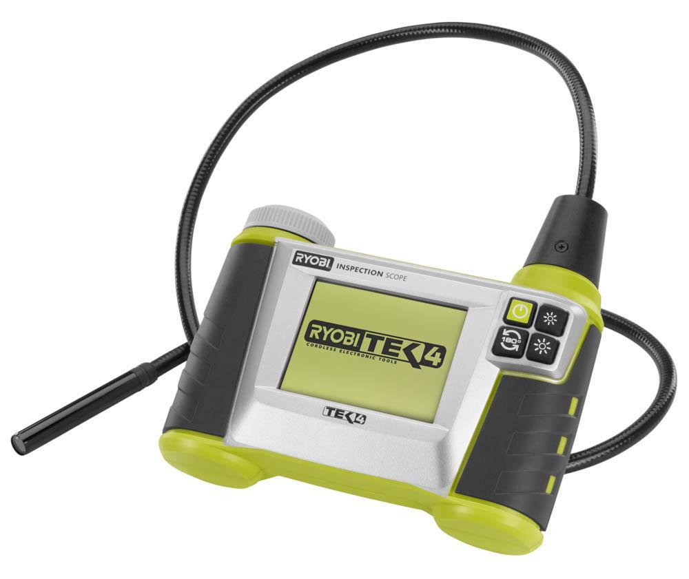 RYOBI TEK4 4 Volt Digital Inspection Scope