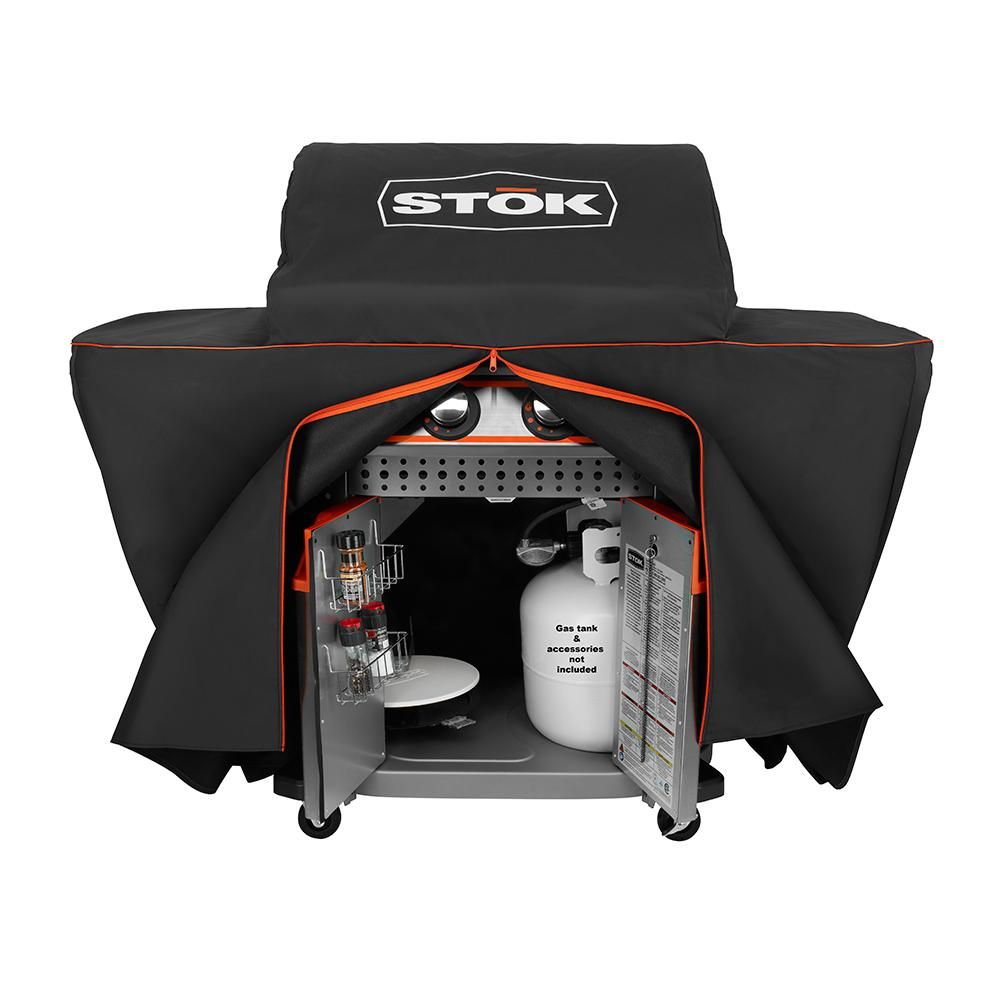 STOK Quattro 4-Burner Gas Grill Cover