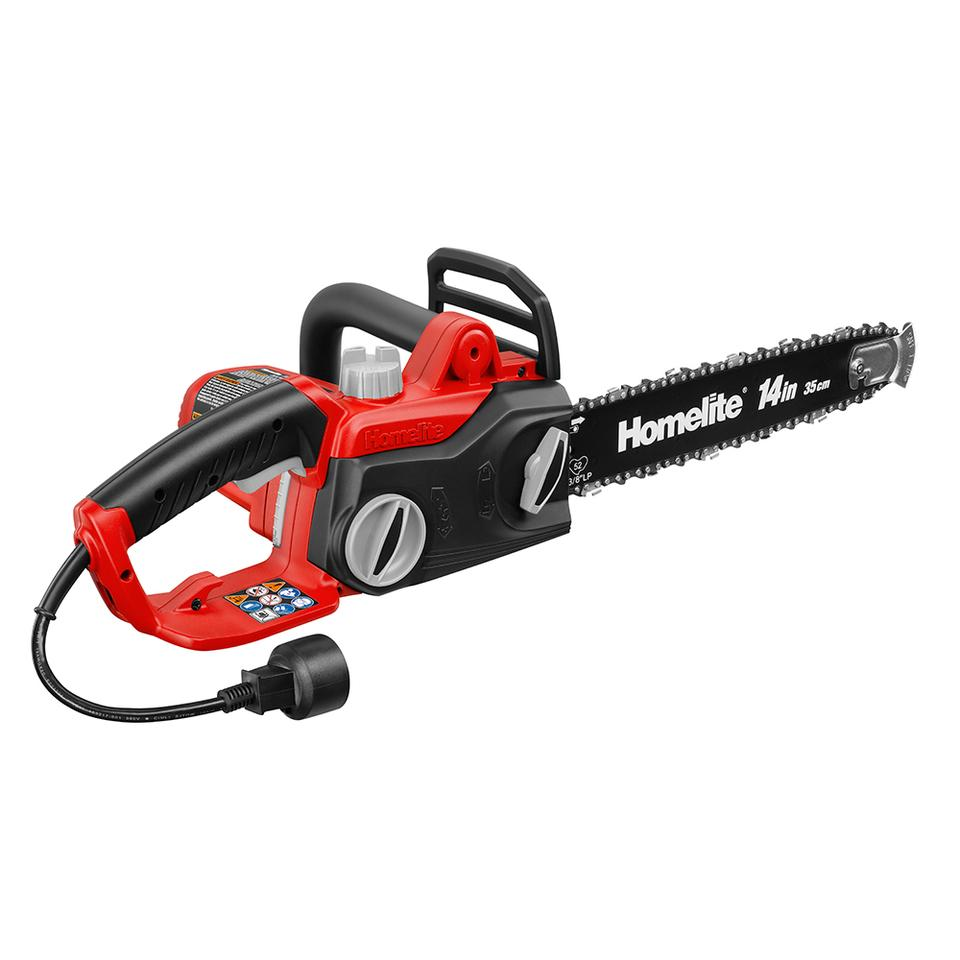 HOMELITE 9 Amp Electric 14 In. Chainsaw