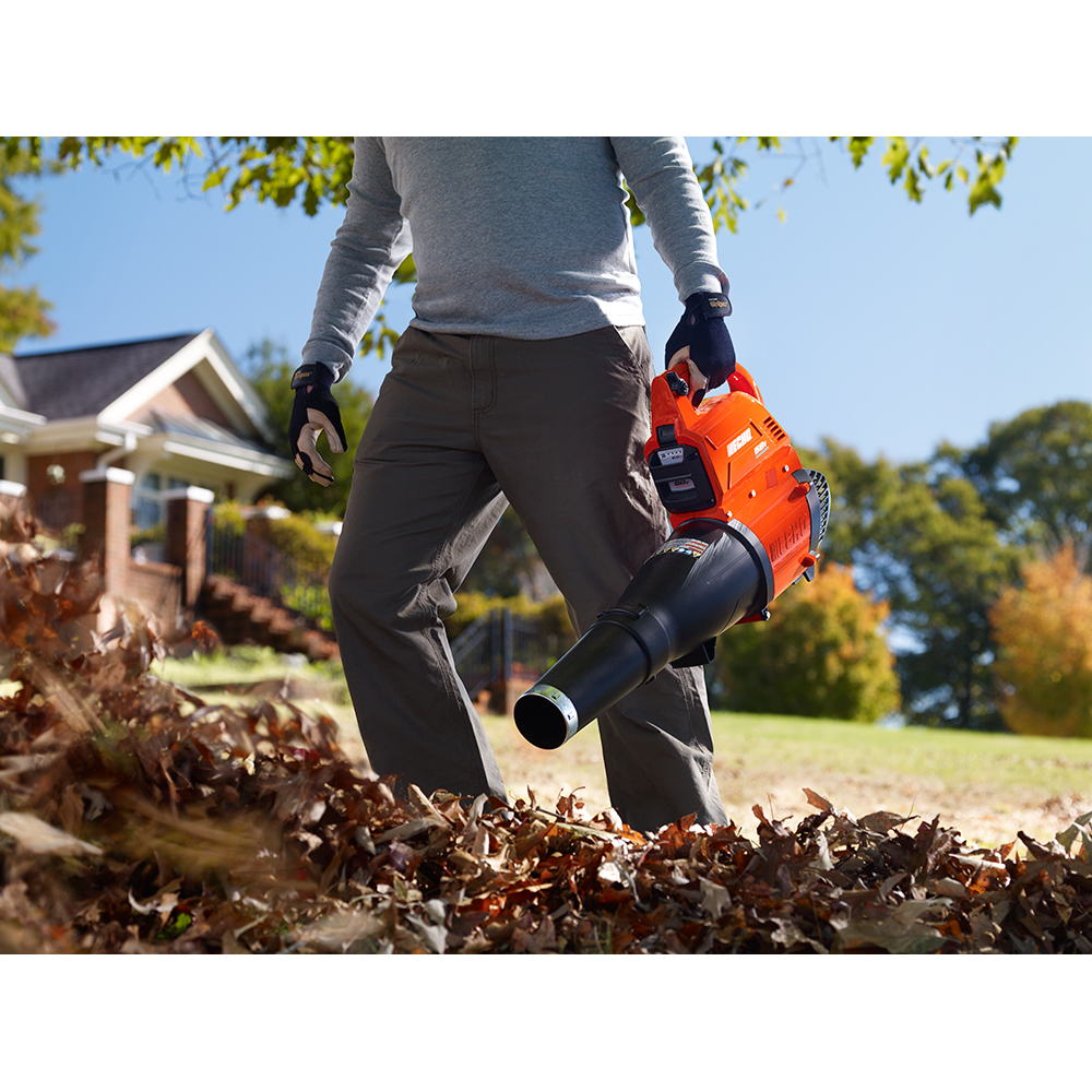 ECHO 58 Volt Lithium-Ion Brushless Motor Leaf Blower with Variable Speed Trigger