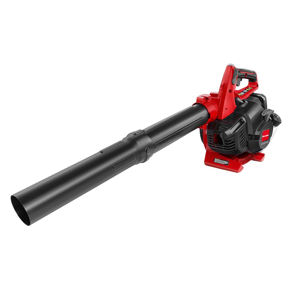 HOMELITE 2-Cycle Handheld Gas Leaf Blower/Vacuum