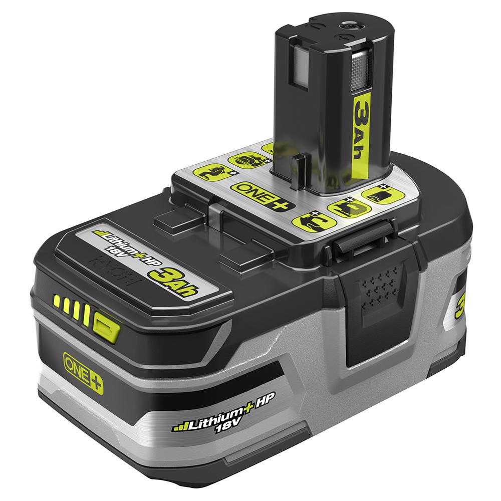 RYOBI ONE+ 18 Volt Lithium+ HP High Capacity Battery