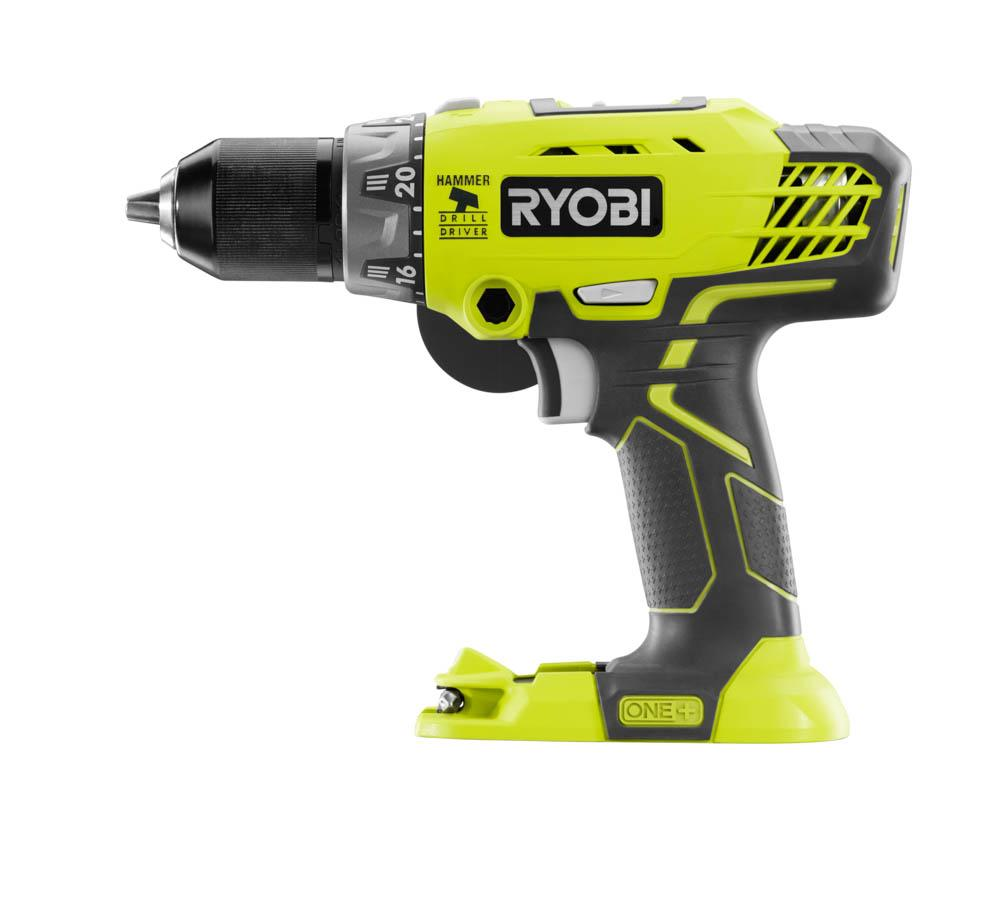 RYOBI ONE+ 18 Volt 1/2 In. Hammer Drill
