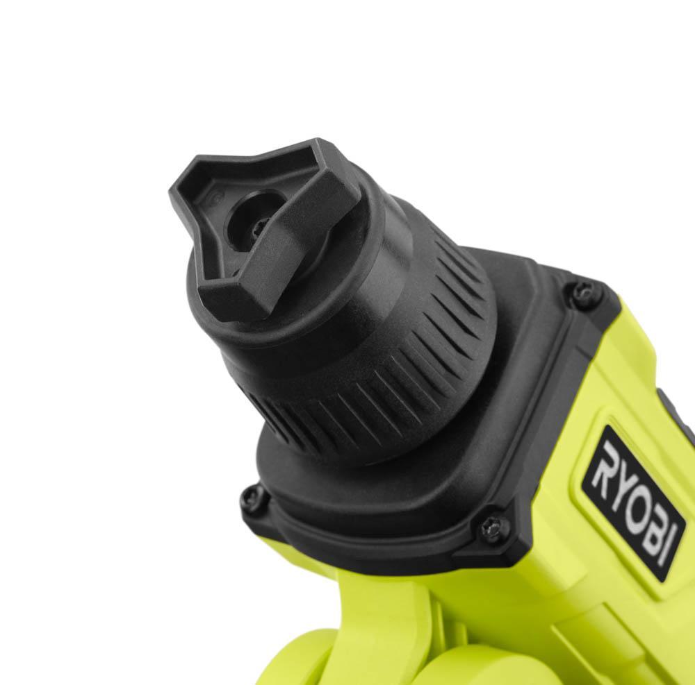 RYOBI 18 Volt ONE+ Cordless Telescoping Power Scrubber