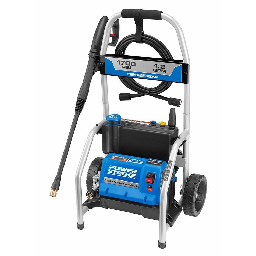POWERSTROKE 1700 PSI 1.2 GPM Electric Pressure Washer