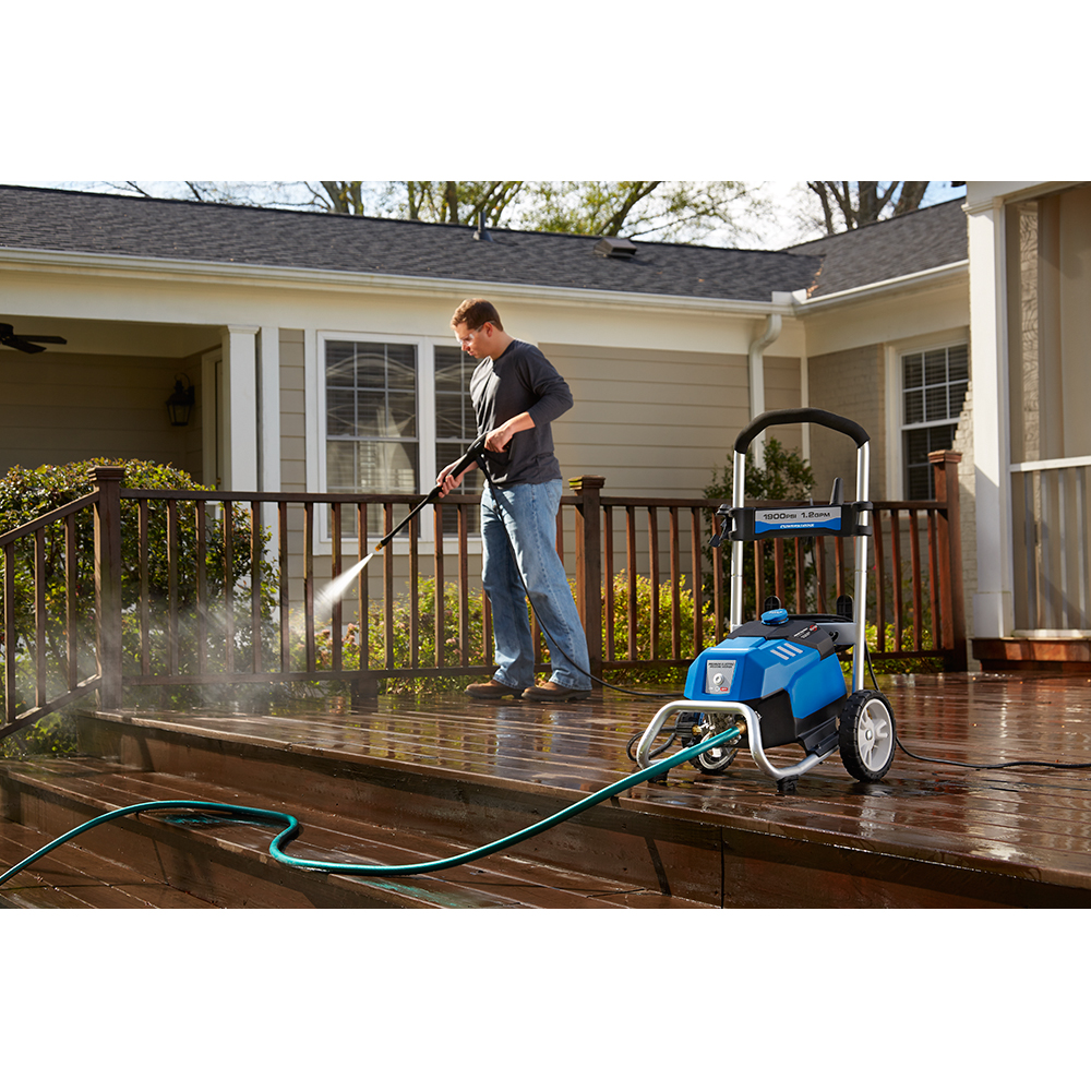POWERSTROKE 1900 PSI Electric 1.2 GPM Pressure Washer