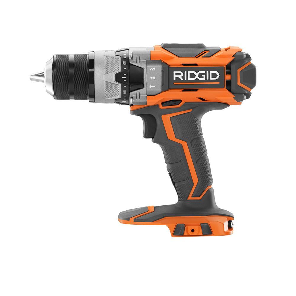 RIDGID Gen5X 18 Volt 1/2 In. Hammer Drill