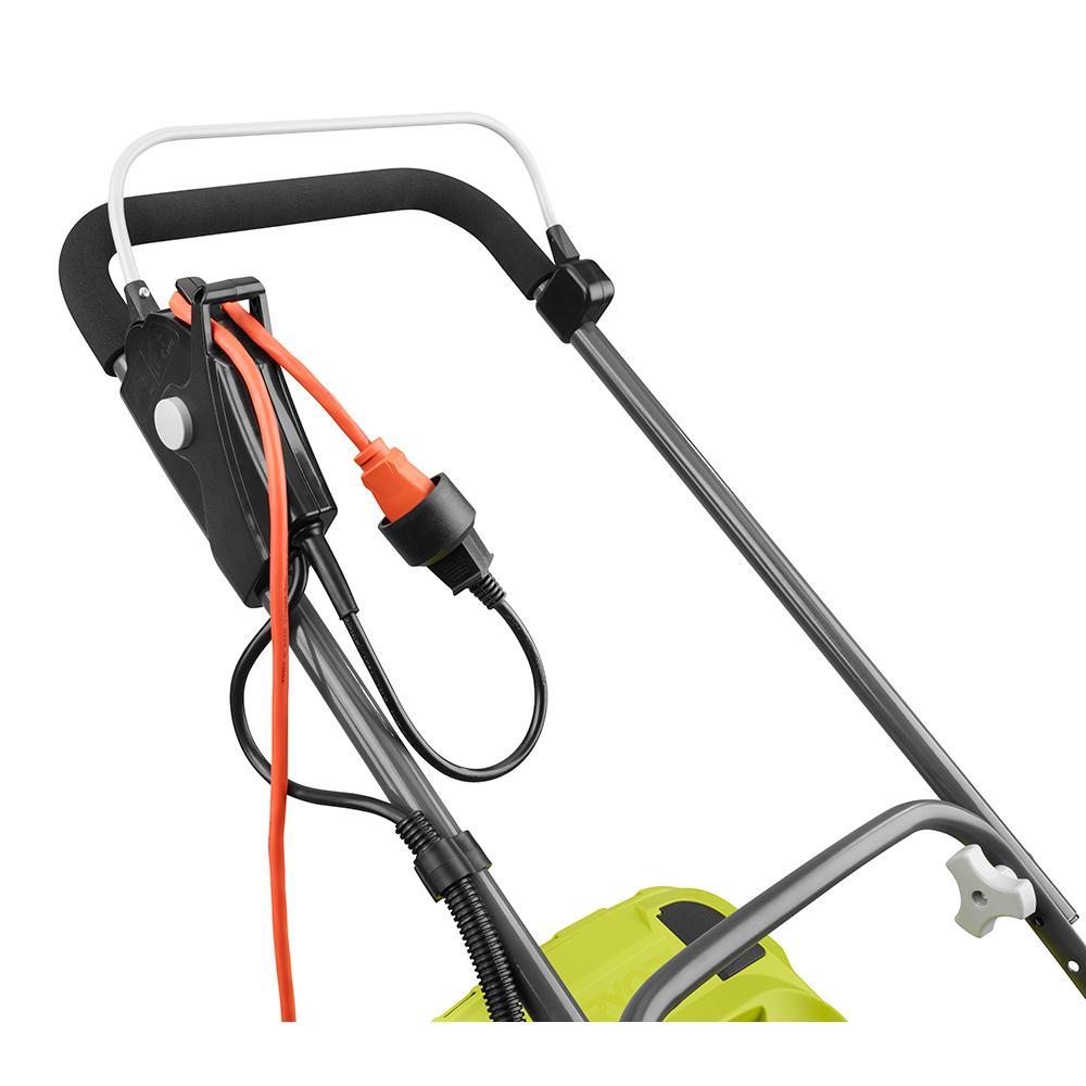 RYOBI 11 Amp 13 In. Electric Push Mower