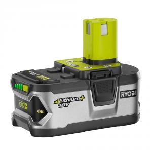 RYOBI 18 Volt ONE+ Lithium-Ion High Capacity Lithium+ Battery