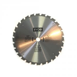 RYOBI 12 In. 28T Carbide Tipped Blade