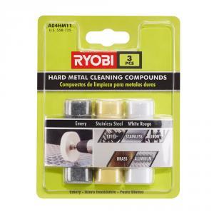 RYOBI Hard Metal Compound 3 Piece Set