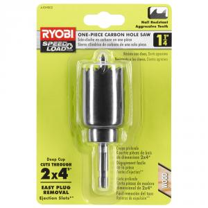 RYOBI 1-1/4 In. Carbon Hole Saw