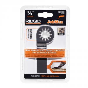 RIDGID JobMax 3/4  In. Wood Offset Plunge Cut Blade