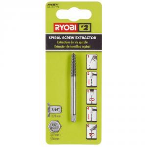 RYOBI #2 Spiral Screw Extractor