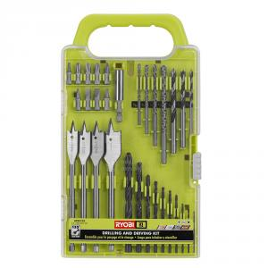 "RYOBI 31 Piece Drill and Drive <em class=""search-results-highlight"">Kit</em>"