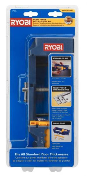 "RYOBI <em class=""search-results-highlight"">Door</em> Hinge Template"