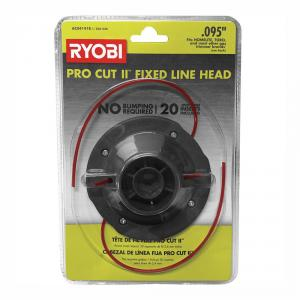 RYOBI Universal Pro Cut ll 0.095 In. Fixed Line String Head