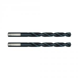 RIDGID 7/64 In. Black Oxide Drill Bit 2-Pack
