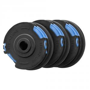HOMELITE 0.065  In. Autofeed String Trimmer Spool 3-Pack