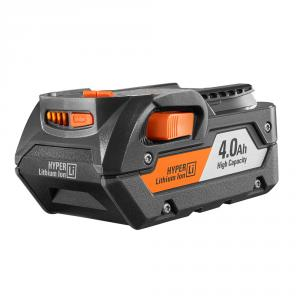 RIDGID 18 Volt Lithium-Ion 4 Ah Battery Pack