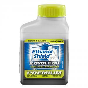 2.6 FL. OZ Ehanol Shield Premium 2-Cycle Oil