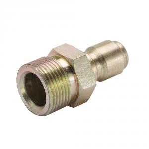 Power Care 3/8 in. Male Quick-Connect x Male M22 Connector for Pressure Washer