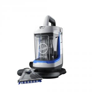 "HOOVER ONEPWR 20 Volt Lithium-Ion Spotless Go <em class=""search-results-highlight"">Cordless</em> Portable Carpet Cleaner Kit"