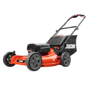 ECHO 58 Volt Lithium-Ion 21  In. Brushless Motor Mower with Quick-Release Handle
