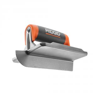RIDGID 6 In. X 4-3/8 In. Zinc Groover with 1 In. Bit