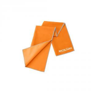 ARCTIC COVE Large Orange Cooling Towel