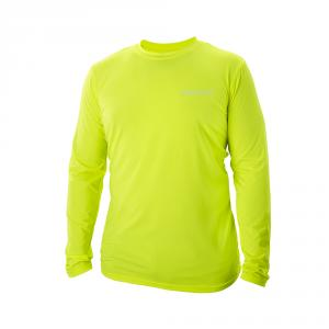 ARCTIC COVE Men's Xtra Large Long Sleeve Cooling Shirt in Yellow